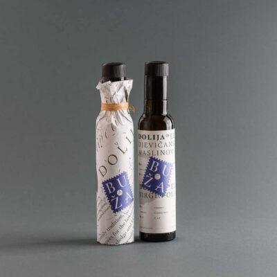 Dolija extra virgin olive oil – BUZA, 0,50l./7,4