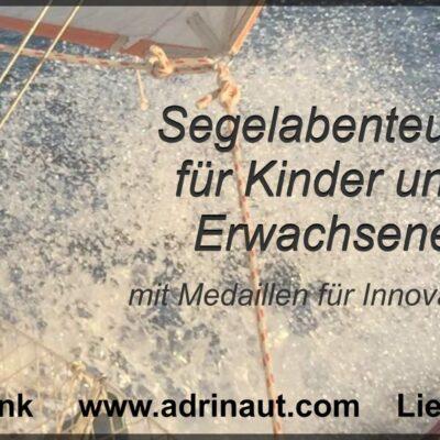 Erobere die Adria – Spiel für Segler und Entdecker in German