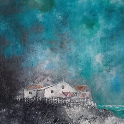 Painting Storm