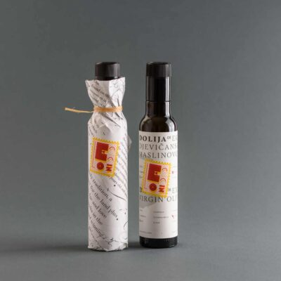 Dolija extra virgin olive oil – LECCINO, 0,50l.