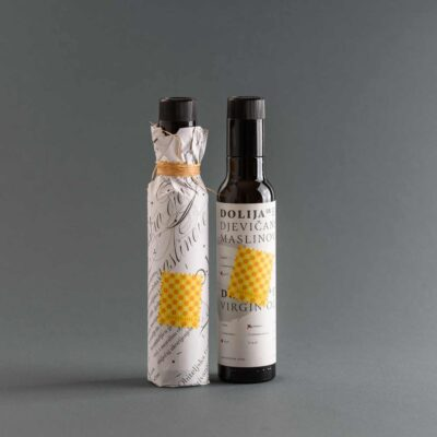 Dolija extra virgin olive oil – ROSINJOLA, 0,50l.